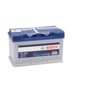 S4 011 Bosch Car Battery 12V 80Ah