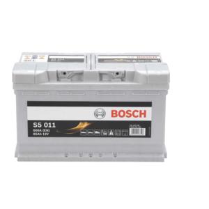 S5 011 Bosch Car Battery 12V 85Ah